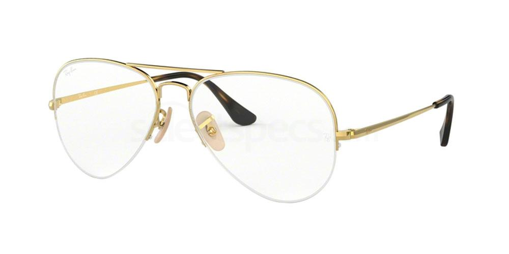 2500 RX6589 Glasses, Ray-Ban