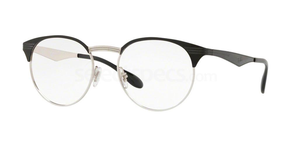 2861 RX6406 Glasses, Ray-Ban