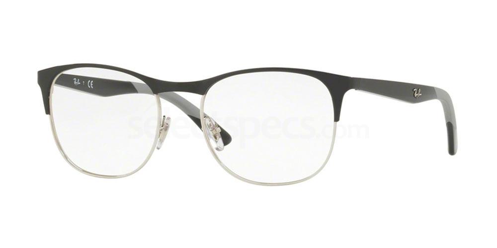 2861 RX6412 Glasses, Ray-Ban
