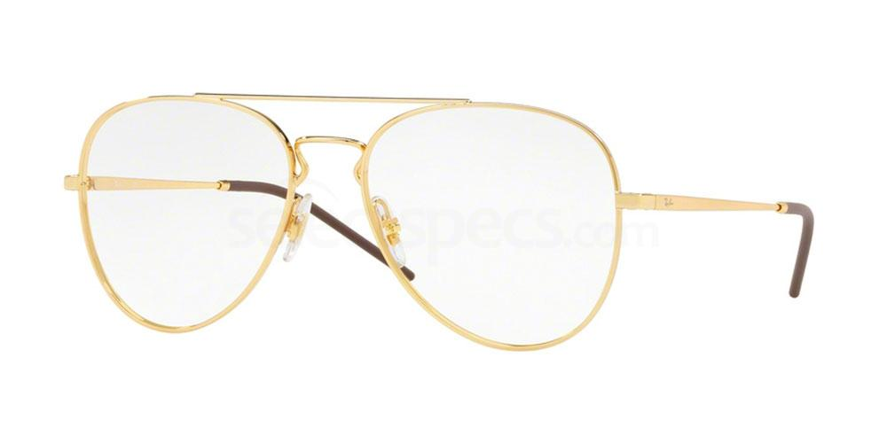 2500 RX6413 Glasses, Ray-Ban