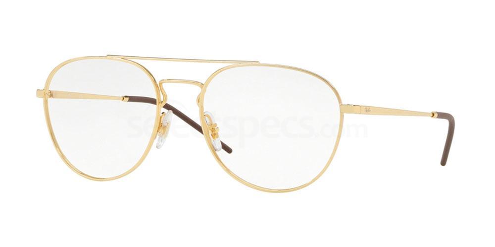 2500 RX6414 Glasses, Ray-Ban
