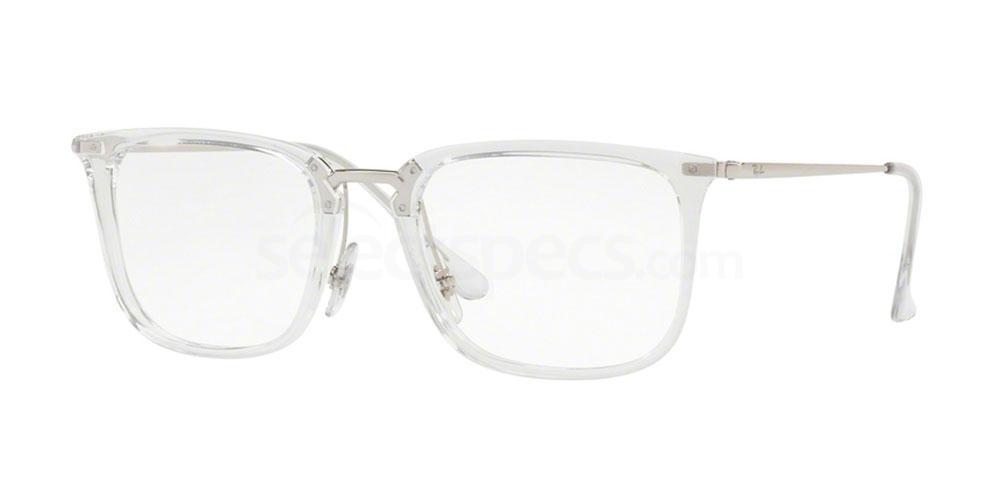 2001 RX7141 Glasses, Ray-Ban