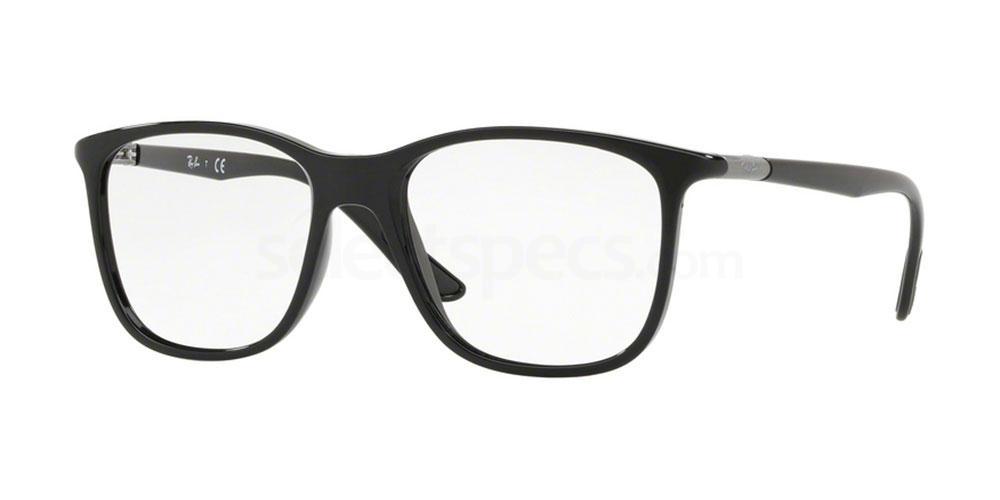 2000 RX7143 Glasses, Ray-Ban