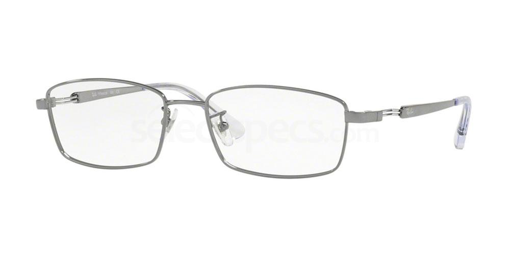 1000 RX8745D Glasses, Ray-Ban