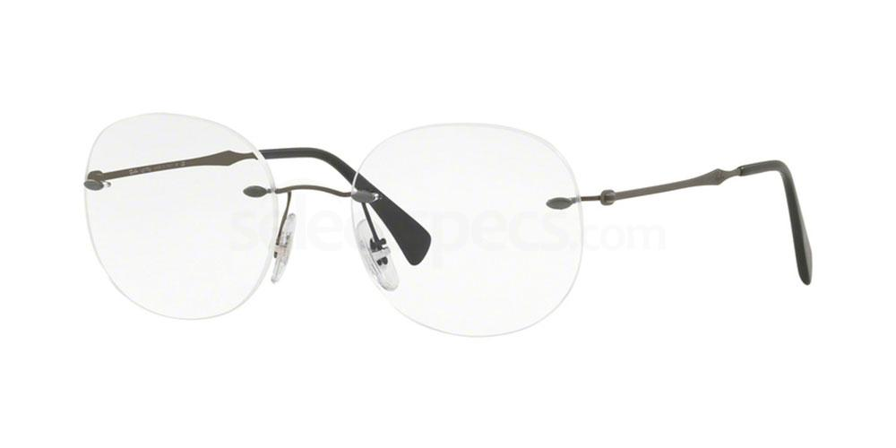 1128 RX8747 Glasses, Ray-Ban