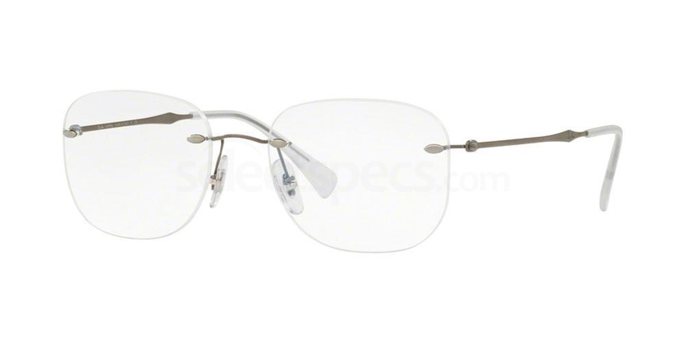 1000 RX8748 Glasses, Ray-Ban