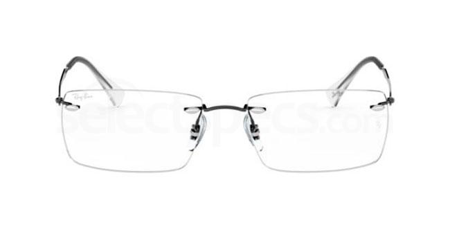 1000 RX8755 Glasses, Ray-Ban