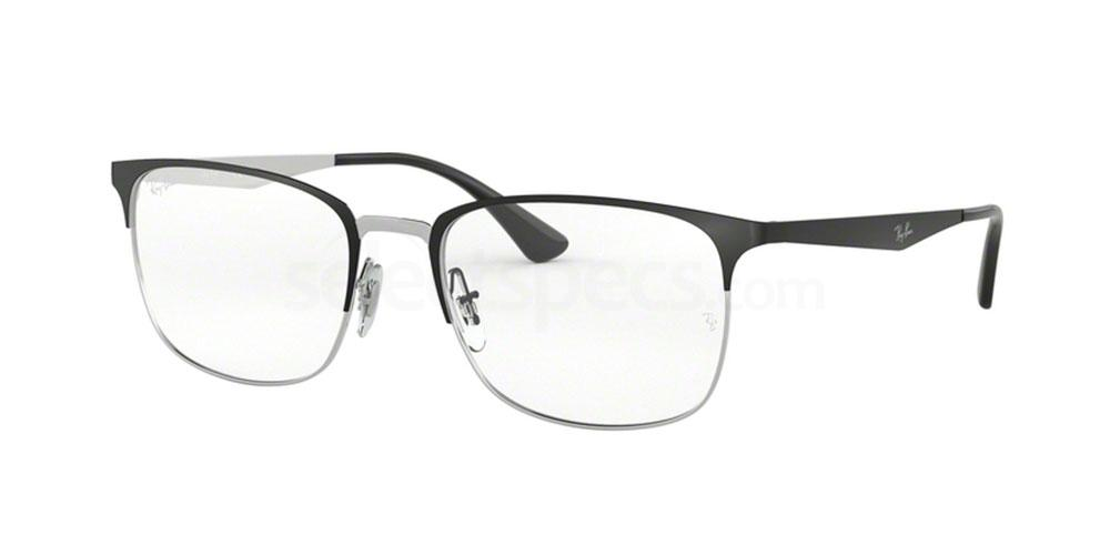 2997 RX6421 Glasses, Ray-Ban