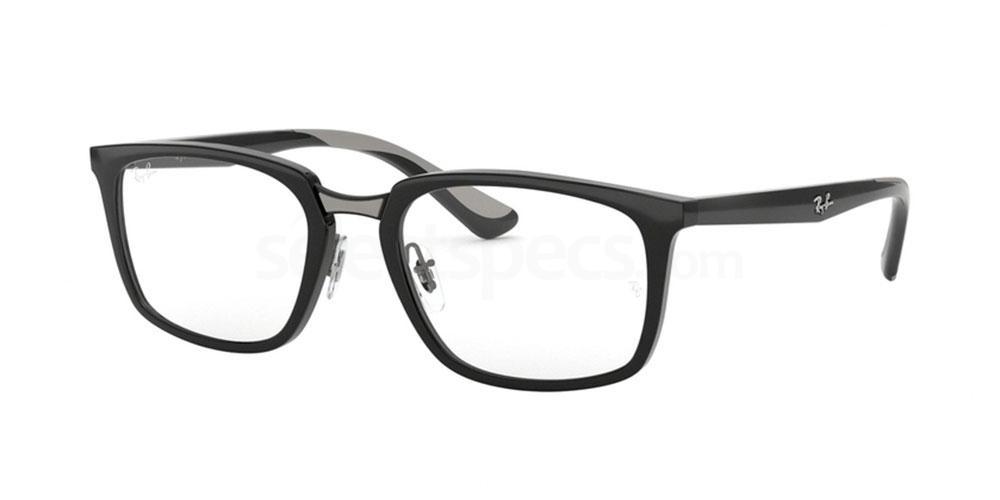 2000 RX7148 Glasses, Ray-Ban