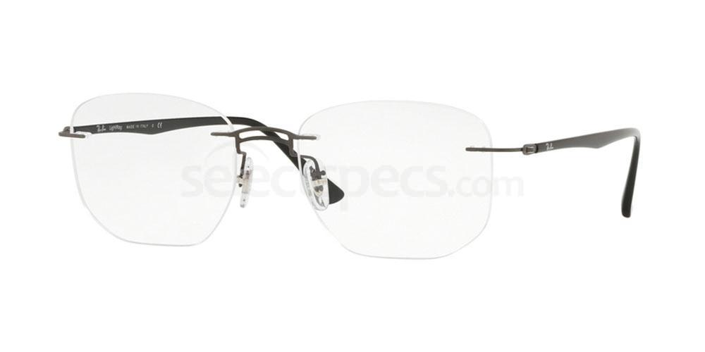 1128 RX8757 Glasses, Ray-Ban