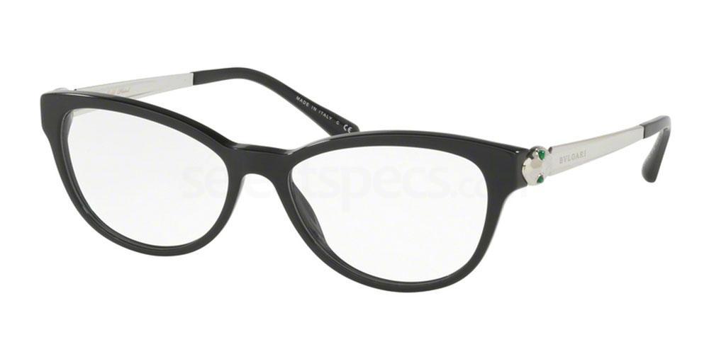 5190 BV4137KB Glasses, Bvlgari