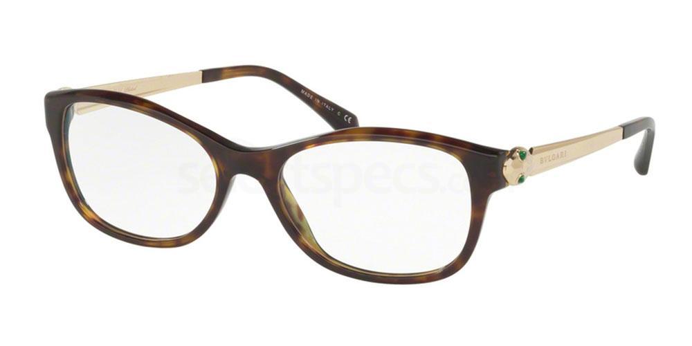 5193 BV4138KB Glasses, Bvlgari