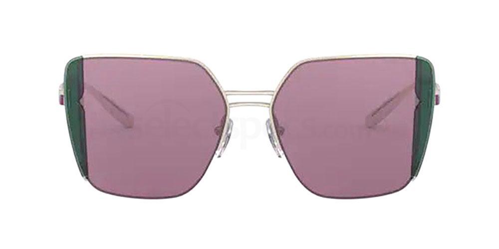 split lens sunglasses Bvlgari BV6141