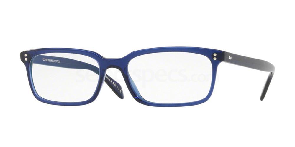 1566 OV5102 DENISON Glasses, Oliver Peoples