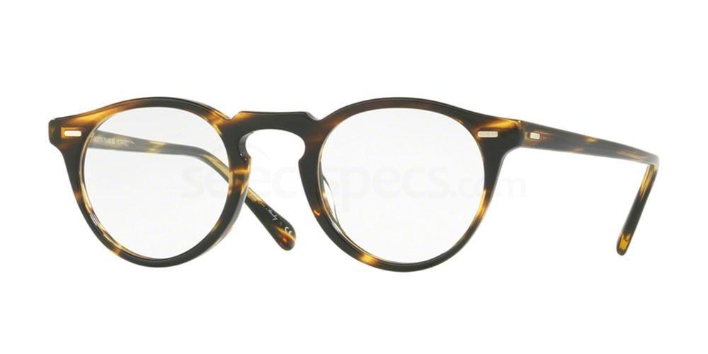 1003 OV5186 GREGORY PECK Glasses, Oliver Peoples