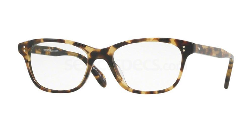 1550 OV5224 ASHTON Glasses, Oliver Peoples