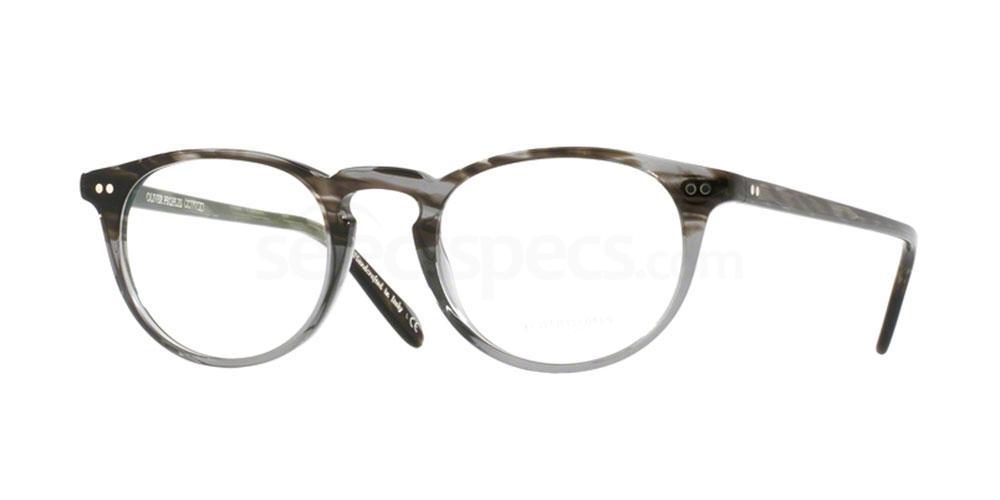 1002 OV5004 RILEY-R Glasses, Oliver Peoples