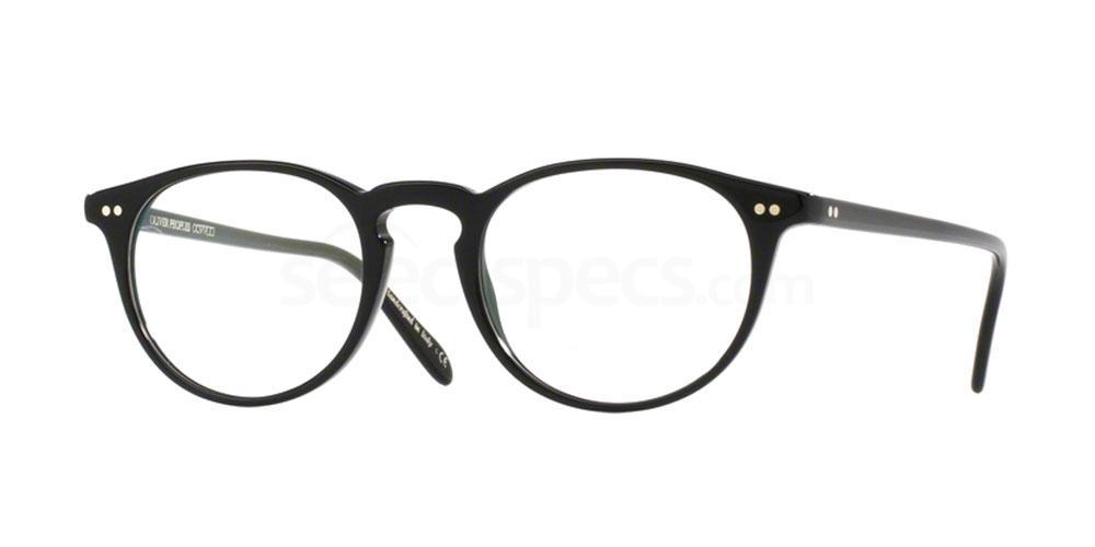 1005 OV5004 RILEY-R Glasses, Oliver Peoples