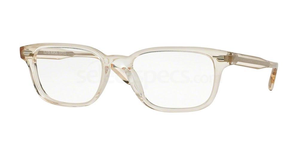 Transparent glasses trend