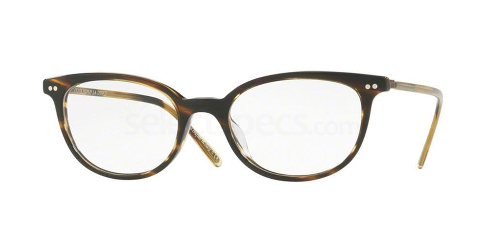 1003 OV5365U GRACETTE Glasses, Oliver Peoples