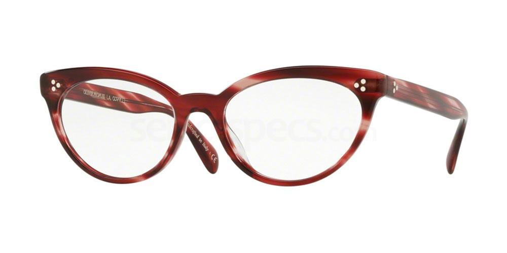 1616 OV5380U ARELLA Glasses, Oliver Peoples