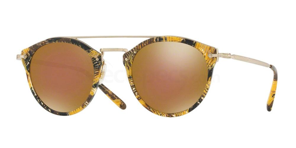 1622F9 OV5349S REMICK Sunglasses, Oliver Peoples