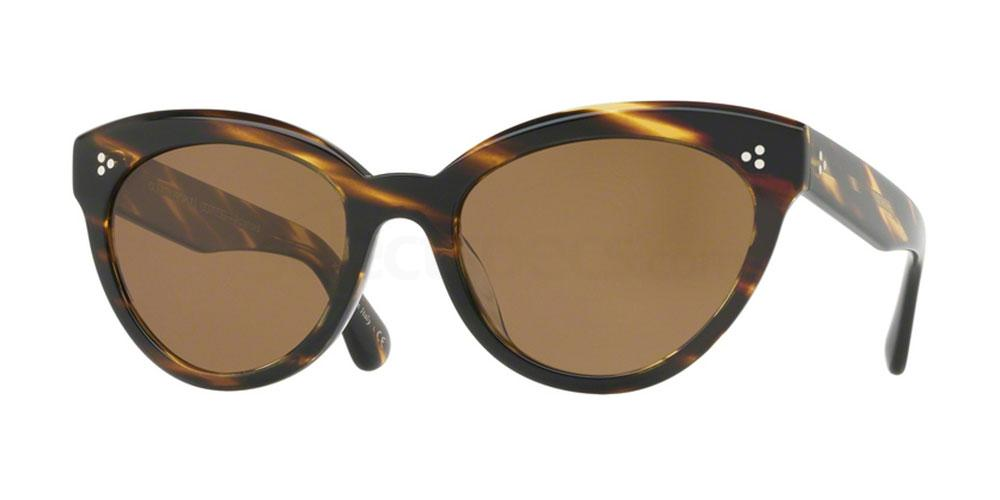 100383 OV5355SU ROELLA Sunglasses, Oliver Peoples
