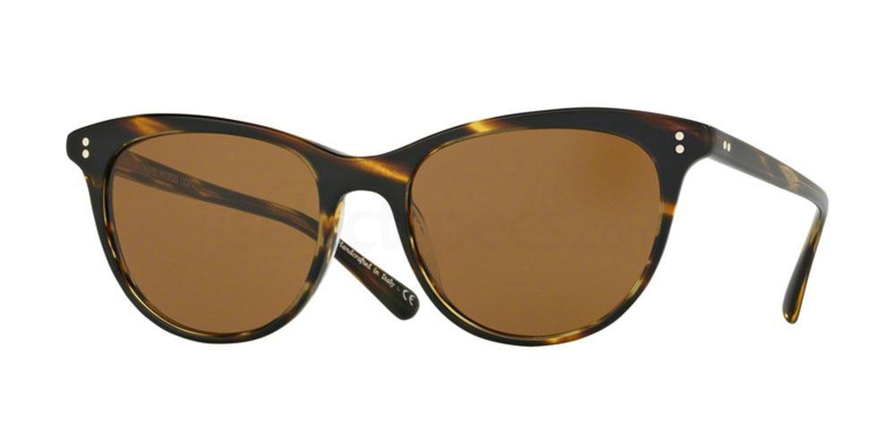 100353 OV5276SU JARDINETTE SUN Sunglasses, Oliver Peoples