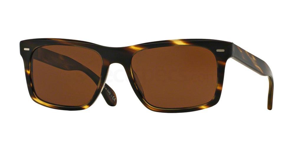 1474N9 OV5322SU BRODSKY Sunglasses, Oliver Peoples