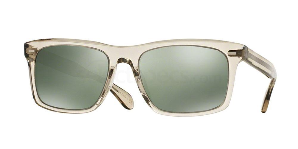 1524O9 OV5322SU BRODSKY Sunglasses, Oliver Peoples