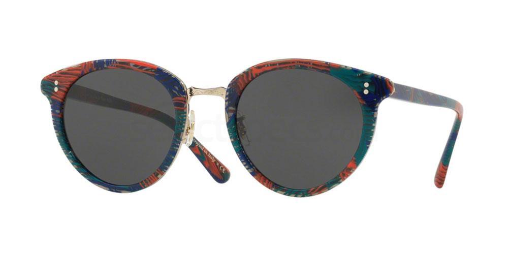 162187 OV5323S SPELMAN Sunglasses, Oliver Peoples