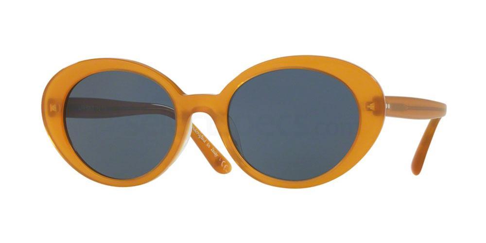1578R5 OV5344SU PARQUET Sunglasses, Oliver Peoples