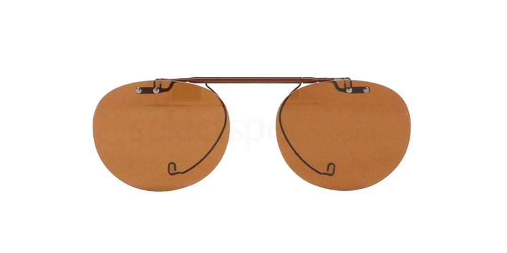 5101 OV5004C RILEY-R FLIP-UP CLIP Sunglasses, Oliver Peoples