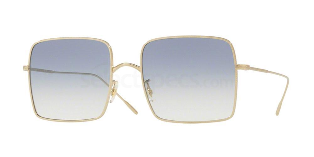 503519 OV1236S RASSINE Sunglasses, Oliver Peoples