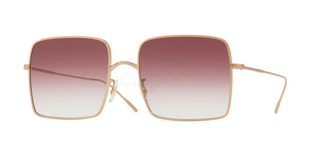 50378H OV1236S RASSINE Sunglasses, Oliver Peoples
