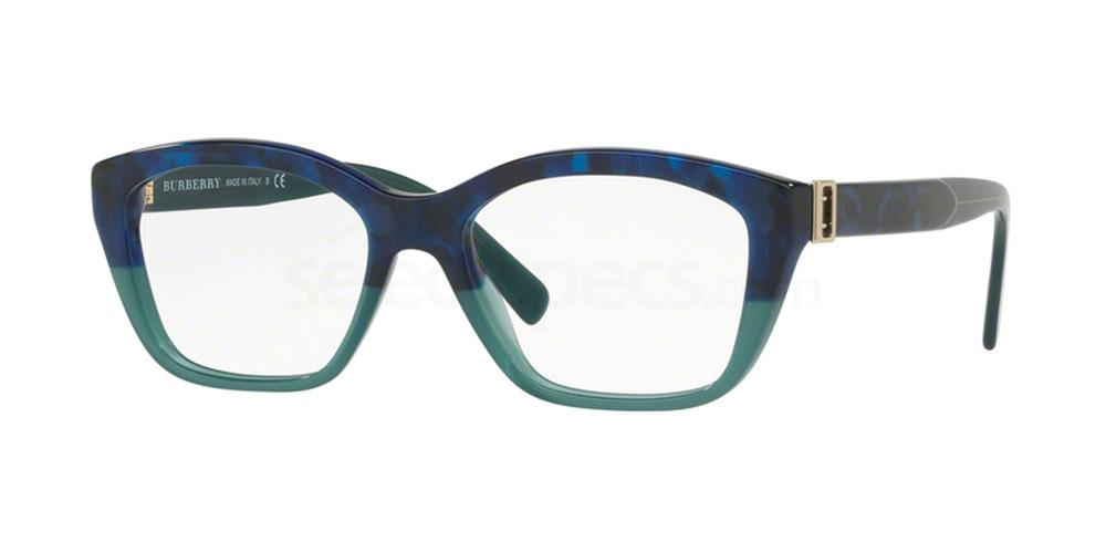 3677 BE2265 Glasses, Burberry