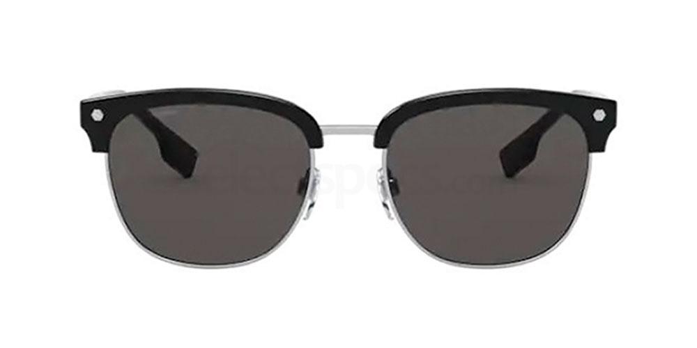 300187 BE4317 AUBREY Sunglasses, Burberry