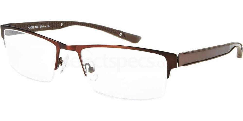 C1 5087 Glasses, Paul Costelloe