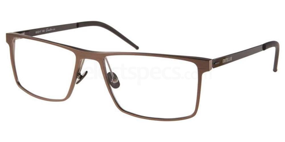 C1 5150 Aluminium Glasses, Paul Costelloe