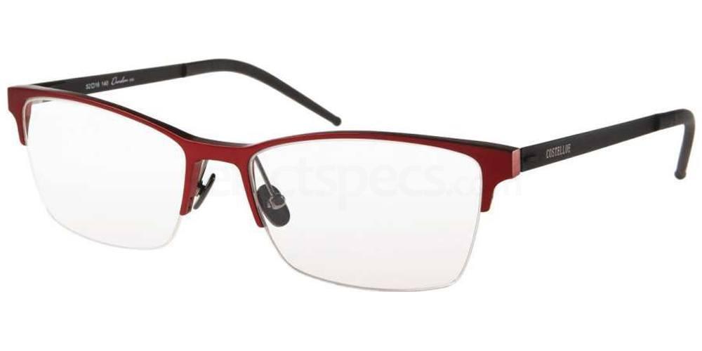 C1 5152 Aluminium Glasses, Paul Costelloe
