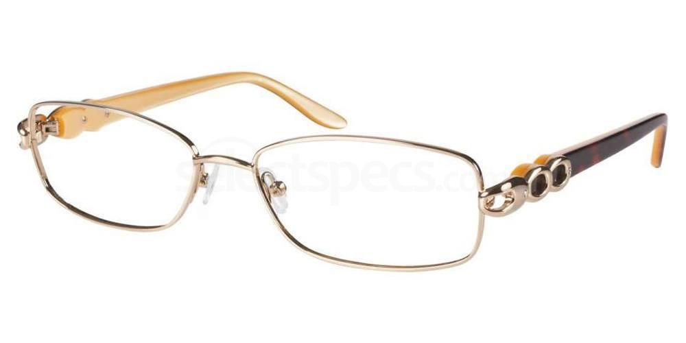 C1 4081 Glasses, Janet Reger London