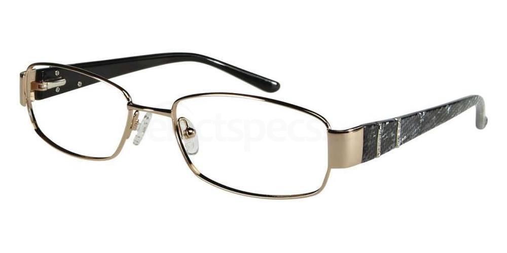 C1 4101 Glasses, Janet Reger London