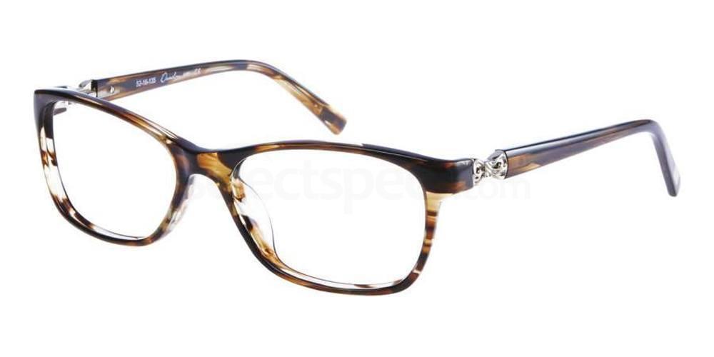 C1 4116 Glasses, Janet Reger London