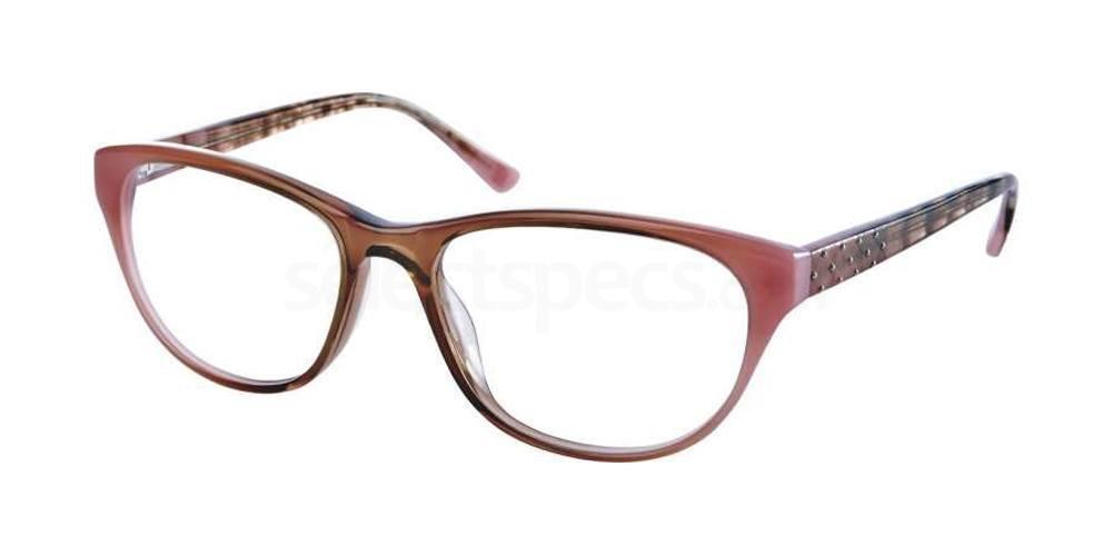 C1 4123 Glasses, Janet Reger London