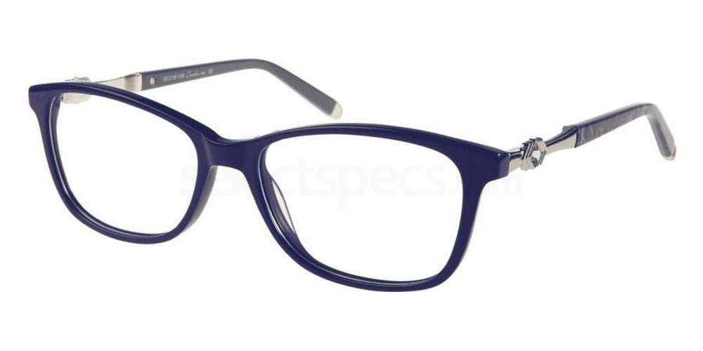 C1 4138 Glasses, Janet Reger London