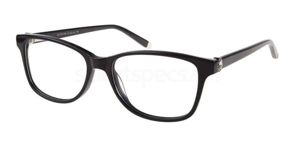 C1 4140 Glasses, Janet Reger London
