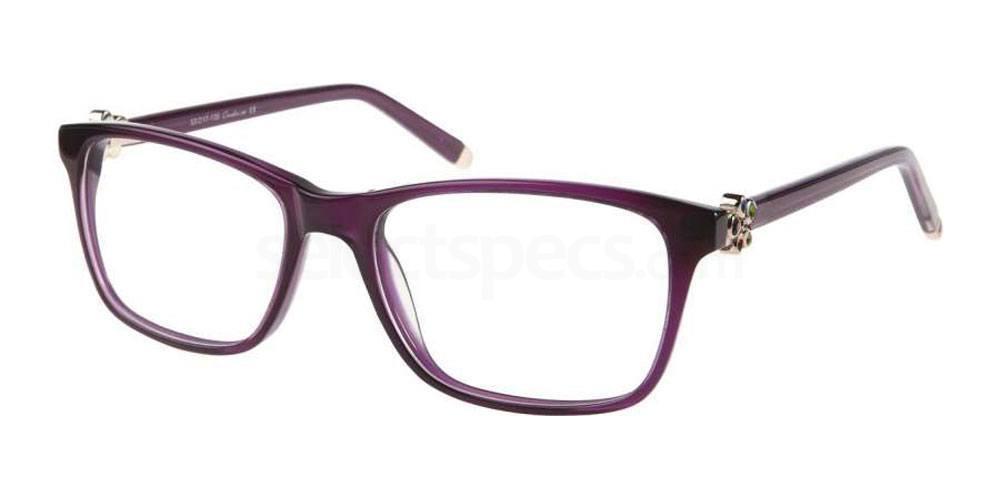 C1 4141 Glasses, Janet Reger London