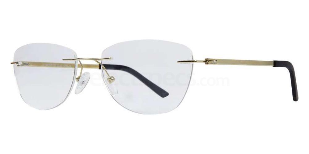 C1 3643 Titanium Glasses, Julian Beaumont
