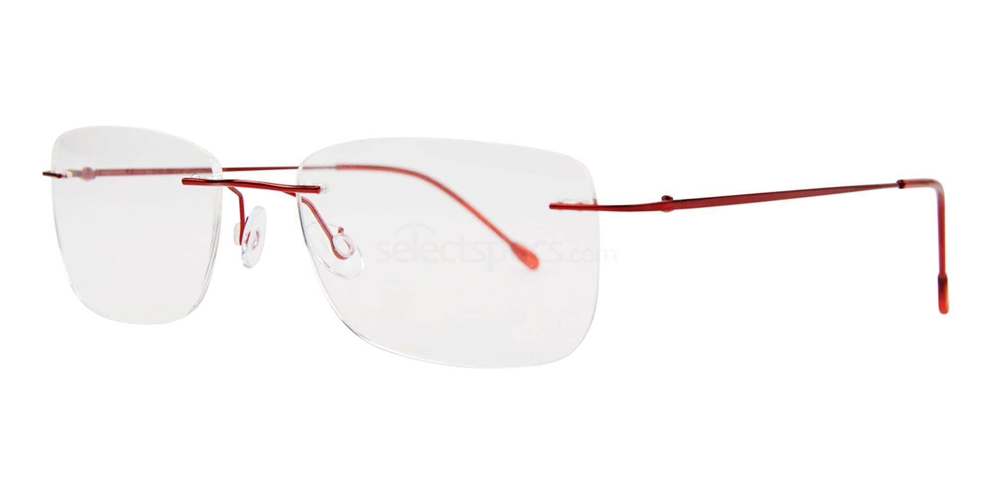 C1 3644 Titanium Glasses, Julian Beaumont