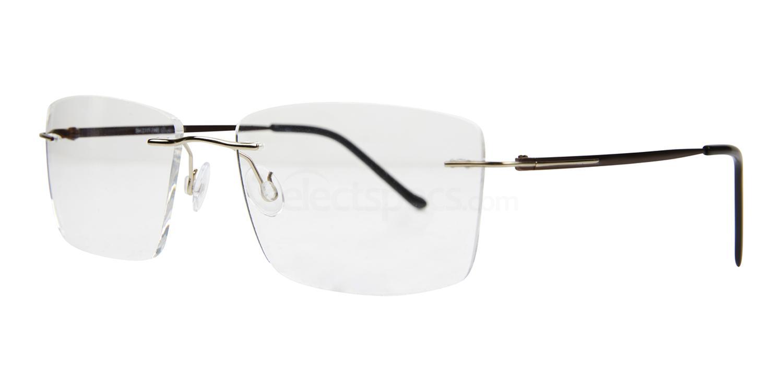 C1 3649 Titanium Glasses, Julian Beaumont